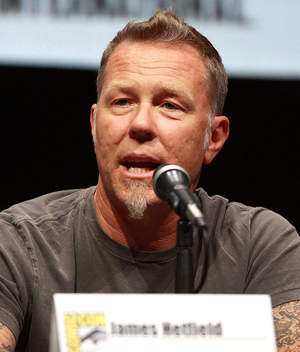 "James Hetfield: Ciężko mi oglądać ""Some Kind of Monster"""