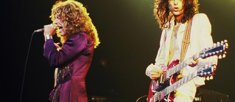 Jimmy Page zrozumiał, że Led Zeppelin już nie zagra