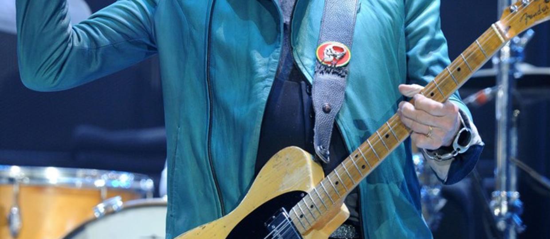 Keith Richards: Jestem gotowy, by nagrać album z The Rolling Stones