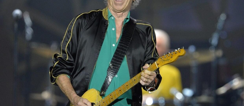 Keith Richards: Metallica i Black Sabbath to żart
