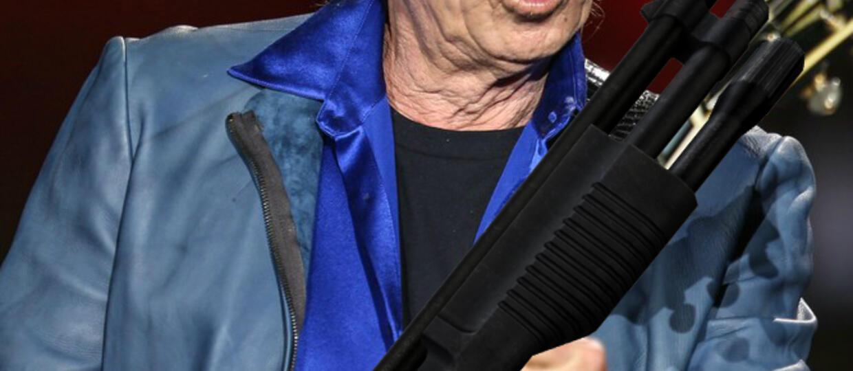 Keith Richards: Na spotkania z dealerami chodziłem z bronią