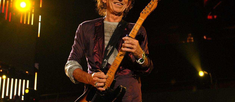 Keith Richards wyda solowy album po 23 latach