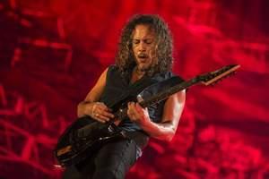 Kirk Hammett kocha swoją gitarę bardziej niż kiedykolwiek