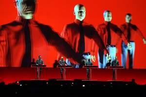 Kraftwerk wyda koncert w 3D