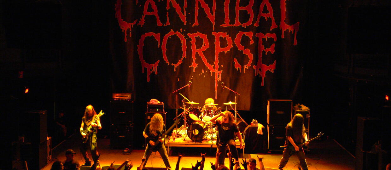 Kto odwołał koncert Cannibal Corpse?