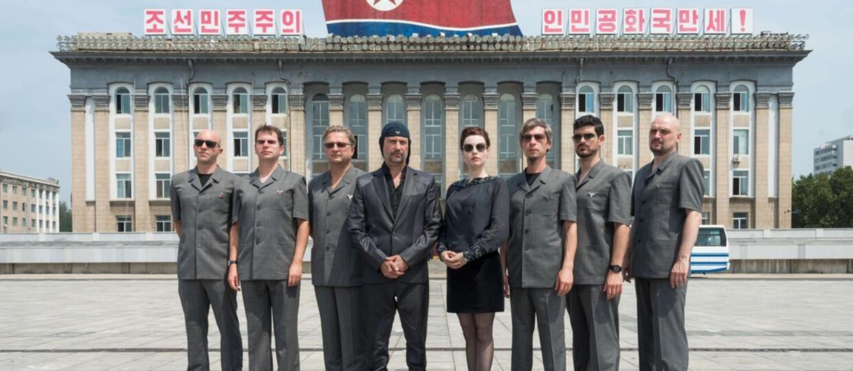 Laibach pierwszym zespołem z Zachodu w Korei Północnej