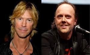 Lars Ulrich i Duff McKagan polecają film o Cobainie