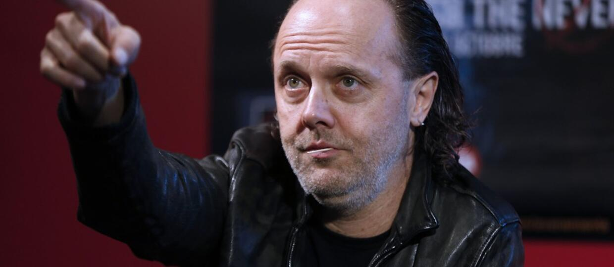 Lars Ulrich o Apple i Spotify