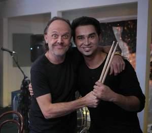 Lars Ulrich zagrał z Afgańczykami