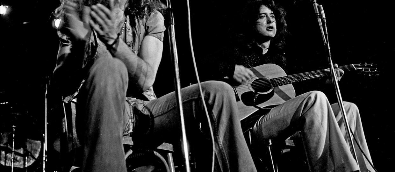 Led Zeppelin to zespół widmo?