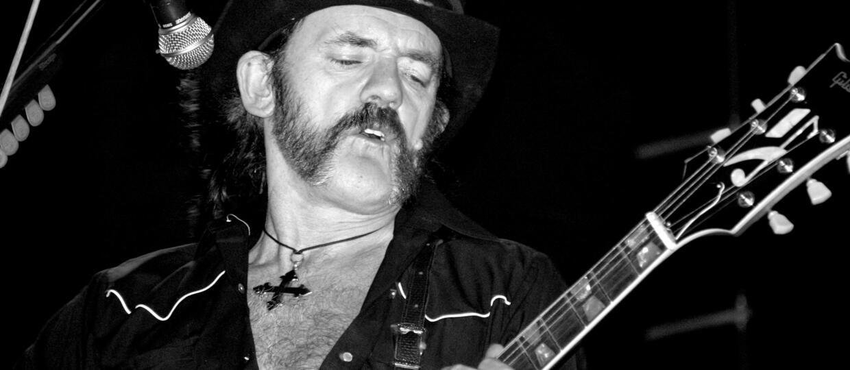 Lemmy Kilmister: Rock'N'Roll ma się naprawdę kiepsko
