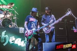 Lemmy miał problemy z oddychaniem... Motorhead zakończył koncert po 4 utworach