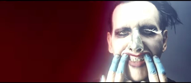 Marilyn Manson w trzydniowym makijażu?