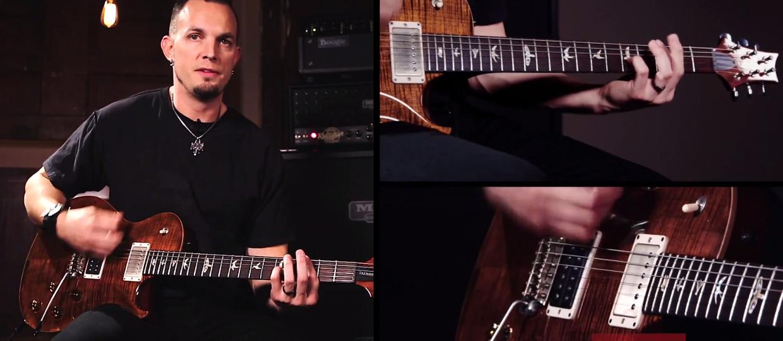 Mark Tremonti nauczy Cię grać na gitarze!
