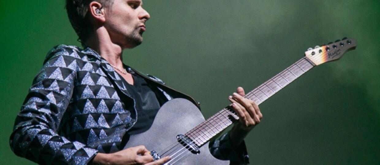 Matt Bellamy chce więcej gitar...