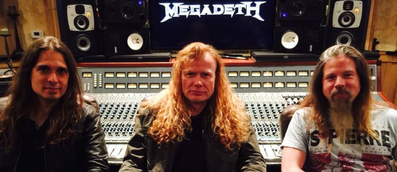 Megadeth ma 15 nowych utworów