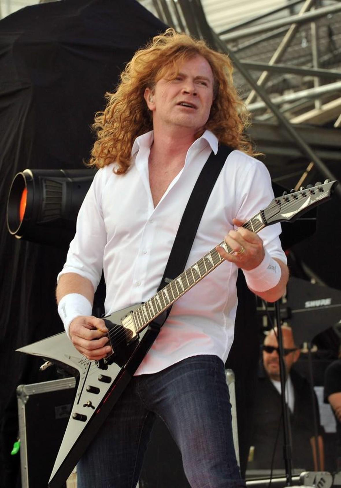 Megadeth nagra album nieodpowiedni dla radia!