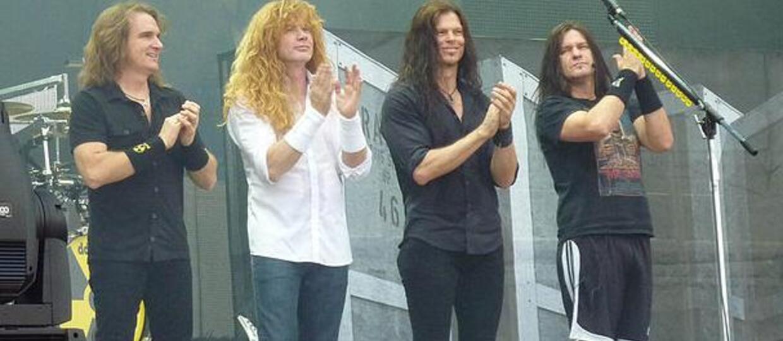 Megadeth rusza do studia
