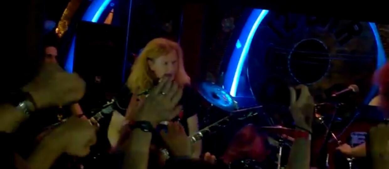 Megadeth zagrał na spotkaniu z fanami