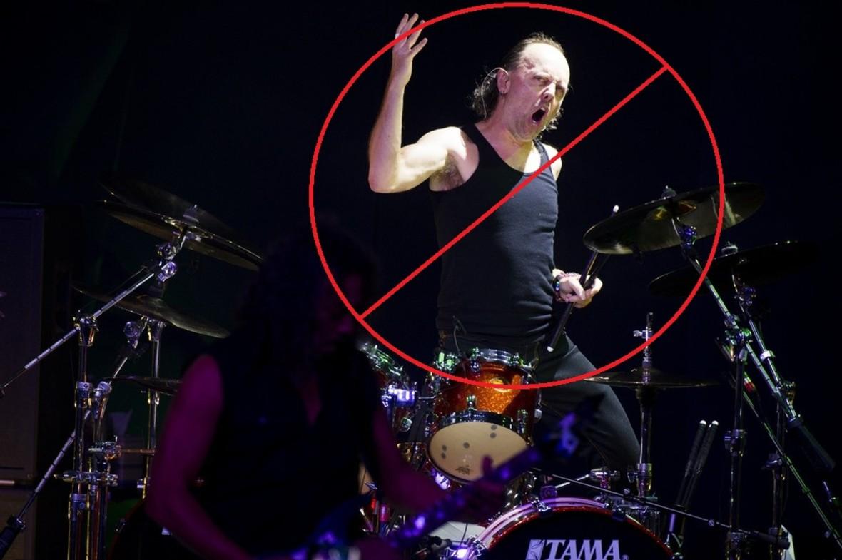 Metallica chciała wyrzucić Larsa Ulricha?