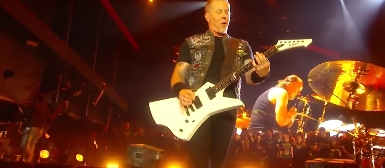 Metallica: Kulisy festiwalu Rock In Rio