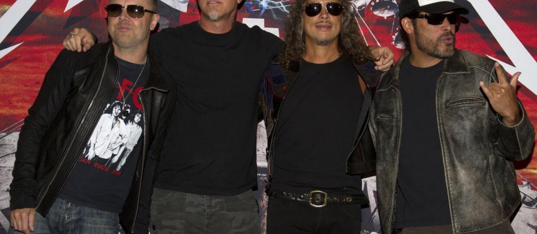 Metallica pomoże ofiarom powodzi w Teksasie