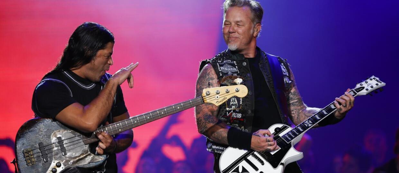 Metallica wyda nowy album w 2016 roku?