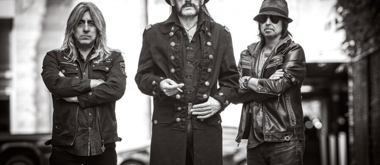 "Motorhead wyda nowy album ""Bad Magic"""