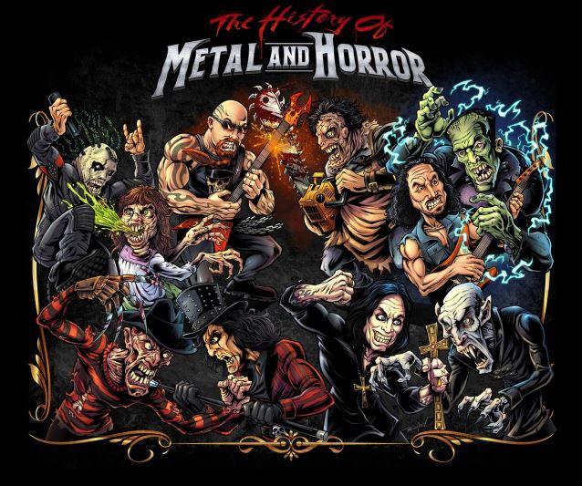 Metallica, Slipknot I Korn W Dokumencie O Horrorach