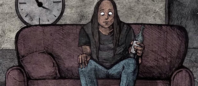Napalm Death krytykuje życiowe błędy w nowym klipie