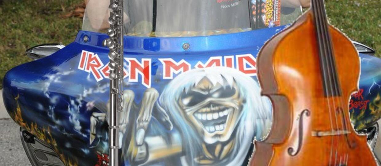 Nicko McBrain chce żeby Iron Maiden zagrał z orkiestrą