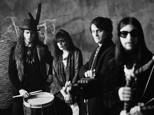 Nowy The Dead Weather!
