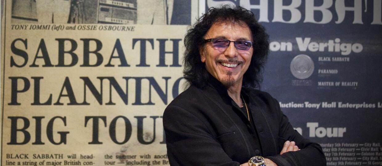 Ozzy Osbourne: Tony Iommi jest moim bohaterem!