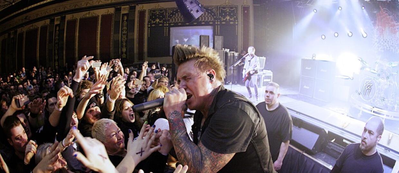 Papa Roach zapowiada pozytywny album...