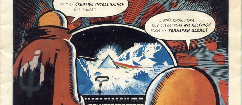 Pink Floyd wydał komiks? [GALERIA]
