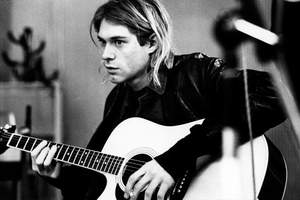 Powstaje pierwszy oficjalny film o Kurcie Cobainie