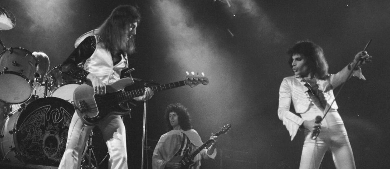 Premiera płyty z koncertem Queen z 1975 roku