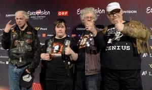 Punkowcy z zespołem Downa odpadli z Eurowizji