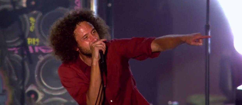 Rage Against The Machine wyda koncertowe DVD