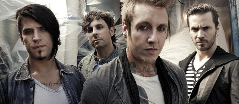 Rap wojowników z Papa Roach
