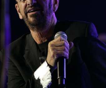 Ringo Starr odkrywa pocztówki z raju