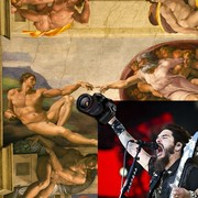 Robb Flynn z Machine Head wyrzucony z Kaplicy Sykstyńskiej