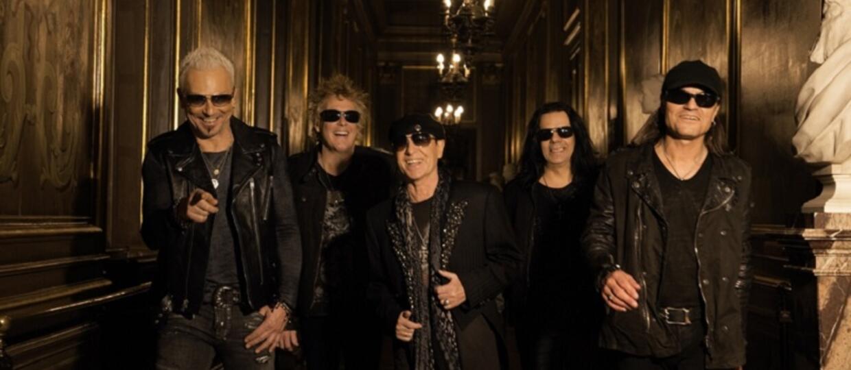 Scorpions na 50-lecie wyda reedycję najlepszych płyt