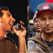 """Serj Tankian i Tom Morello w """"Crazy Train""""!"""