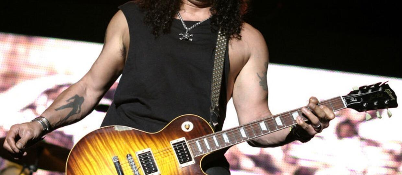 Slash: Internet rozpie*dolił przemysł muzyczny