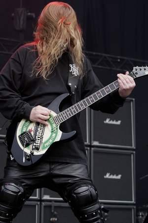 Slayer: Na najnowszej płycie usłyszymy Hannemana