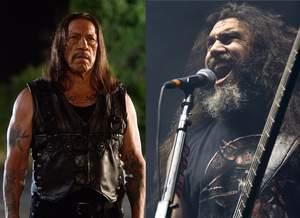 Slayer nagrywa teledysk z Dannym Trejo