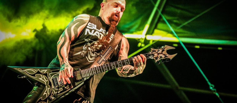 Slayer ujawnił fragment nowej płyty