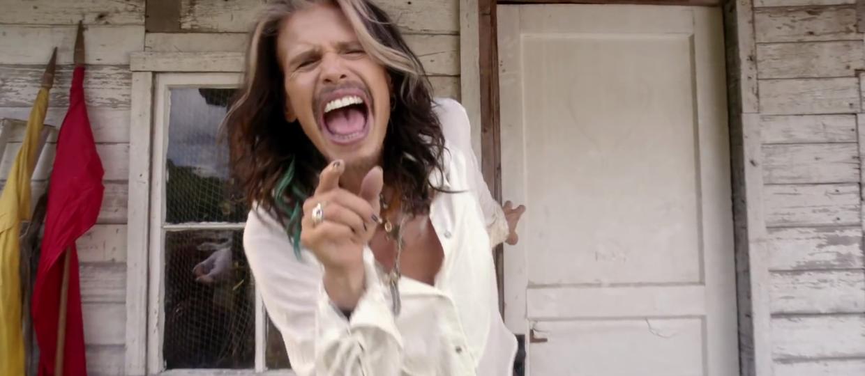 Steven Tyler z pierwszym klipem country