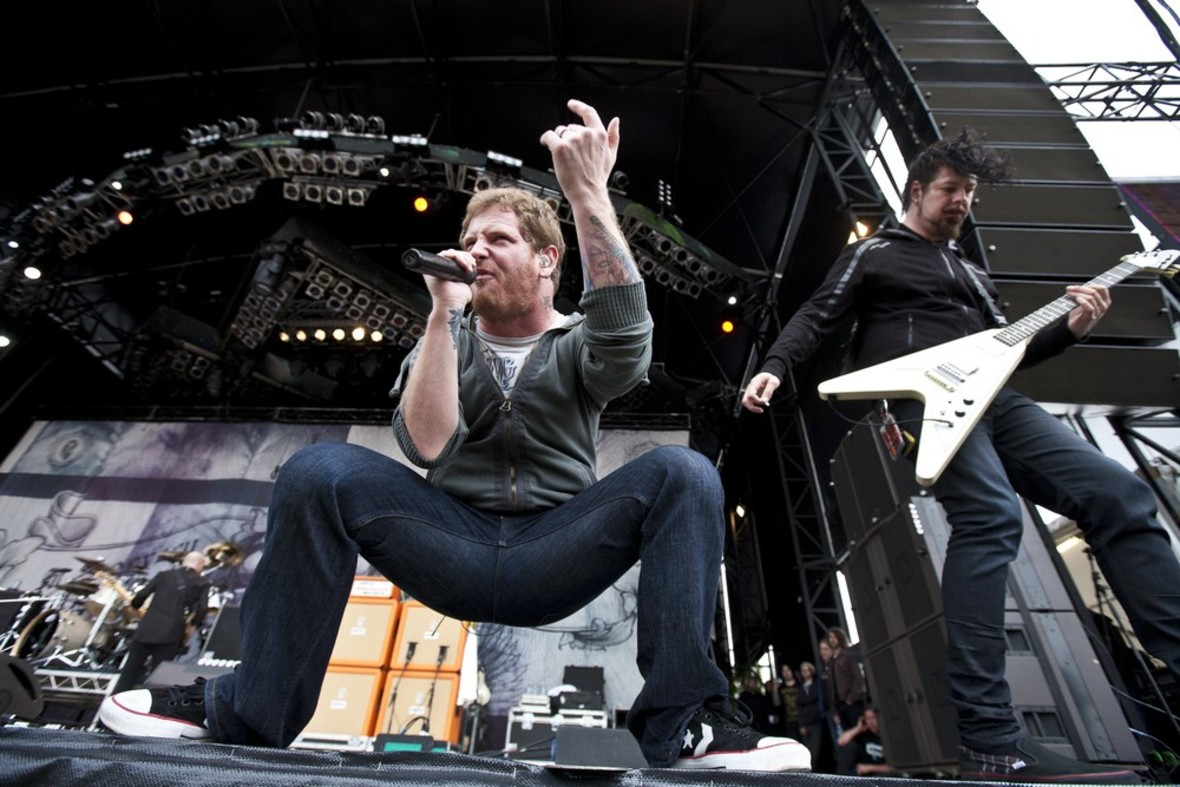 Stone Sour w coverze Metal Church!